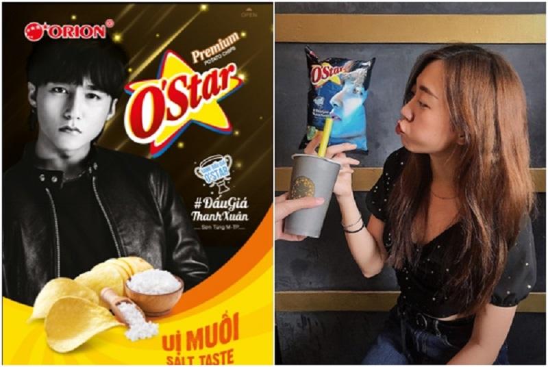 snack O'star Orion