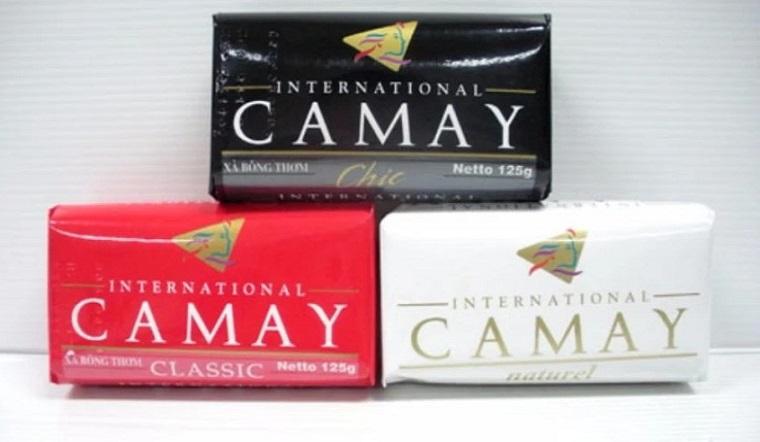 Xà phòng Camay, sản phẩm không thể thiếu trong phòng tắm của bạn
