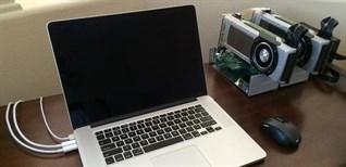 eGPU là gì? giúp tăng tốc laptop như thế nào?