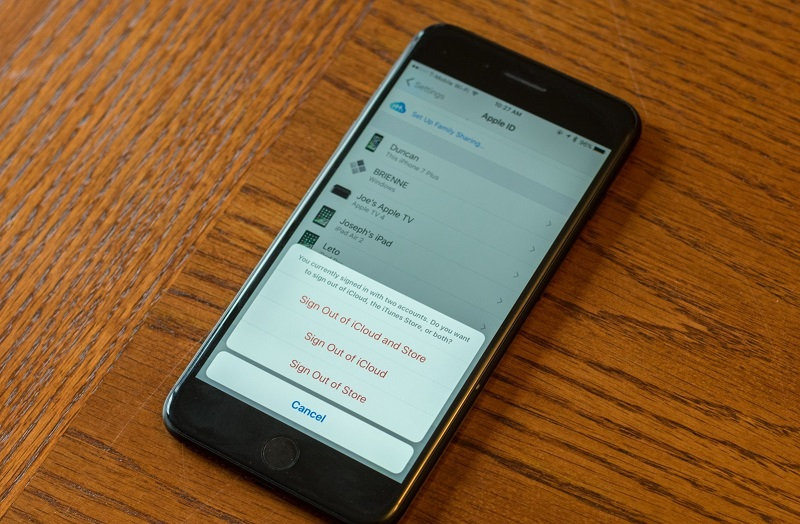 Những điều cần làm trước khi bán iPhone