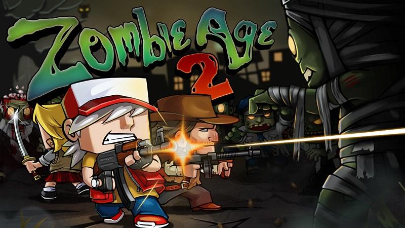5 ứng dụng Android hấp dẫn đang FREE, có game ngăn chặn thây ma thôn tính dân làng Zombie Age 2 Premium