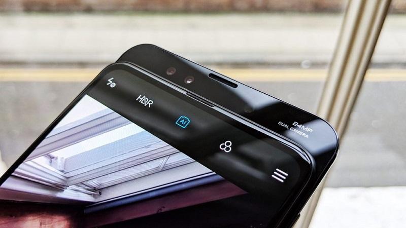 Xiaomi MI MIX 4 rò rỉ hiển thị màn hình SURROUND