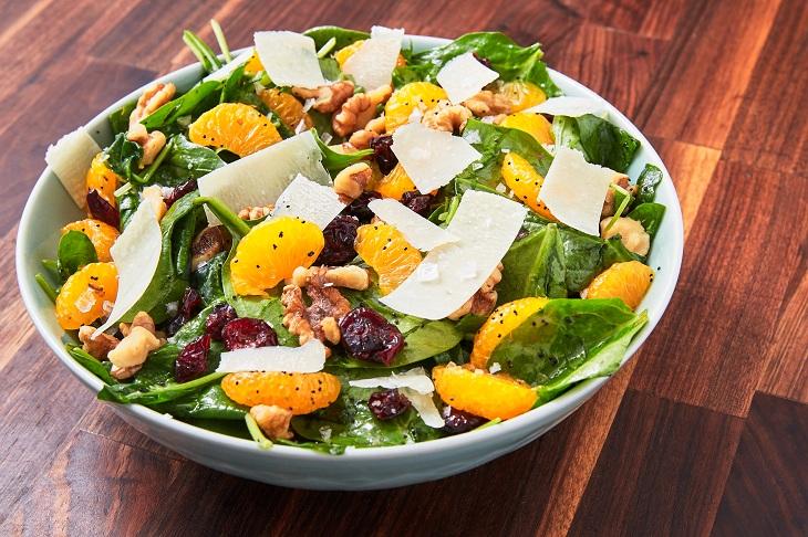 Salad - món trộn kiểu Âu