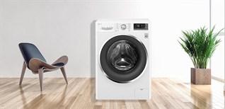 Vì sao nên mua máy giặt lồng ngang LG trong mùa mưa này?