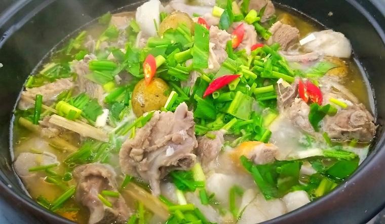 Cách nấu vịt tiềm nước dừa vừa ngon vừa bổ dưỡng