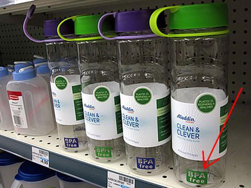 Tại sao nên chọn những sản phẩm có nhãn BPA free?