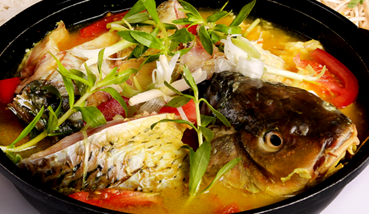 Công thức nấu lẩu cá chép thơm ngon ngất ngây con gà tây lại còn tốt cho sức khỏe