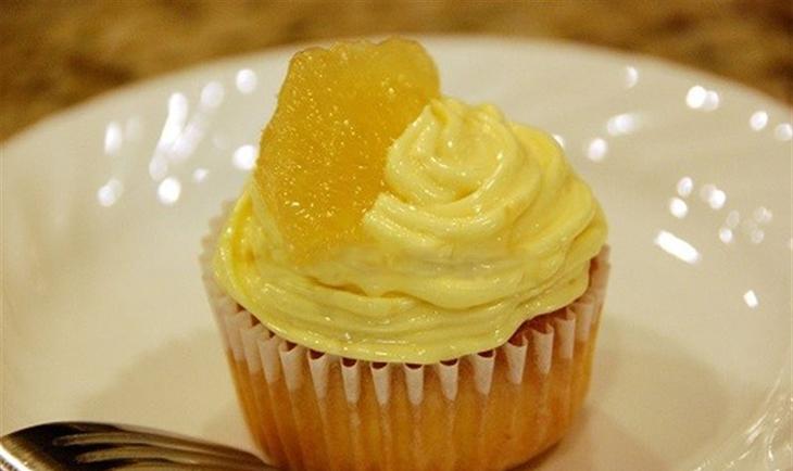 cupcake bưởi