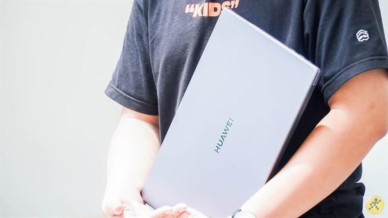 Thiết kế của MateBook D 15