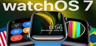 Các tính năng mới đáng chú ý nhất trên watchOS 7 bạn nên biết