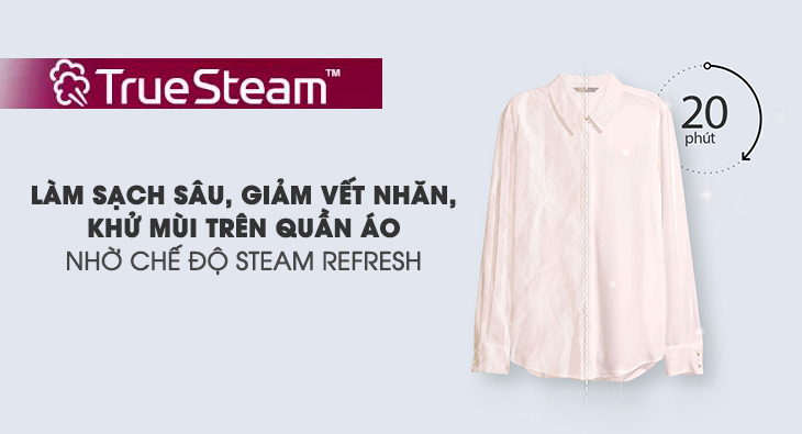 Chế độ Steam Refresh