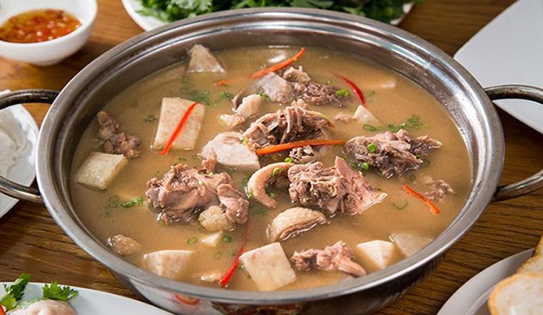 Cách nấu lẩu vịt nước dừa bao ngon, thịt vịt ngọt và không tanh, vừa ăn vừa suýt xoa