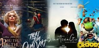 """Top 16 phim chiếu rạp hay mới nhất tháng 11/2020, """"tích tiền"""" xem phim ngay thôi"""