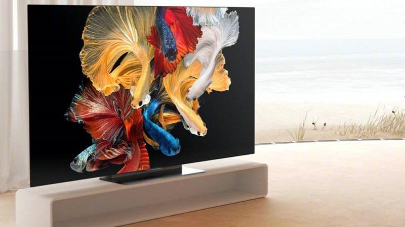 Xiaomi TV Master Series ra mắt: Màn hình OLED 4K 65 inch với viền tứ phía siêu mỏng, tốc độ làm tươi 120Hz