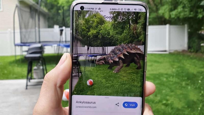 Cach-xem-khung-long-3D-bang-Google-AR