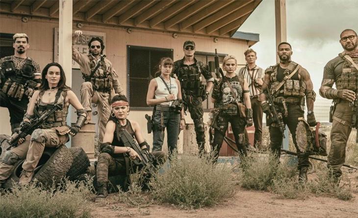 Army of the Dead - Đội quân người chết