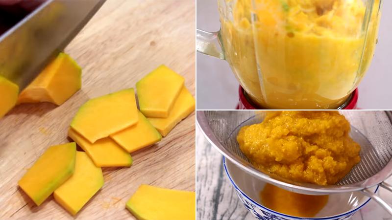 Cách làm màu thực phẩm từ rau, củ, quả tại nhà an toàn cho sức khoẻ
