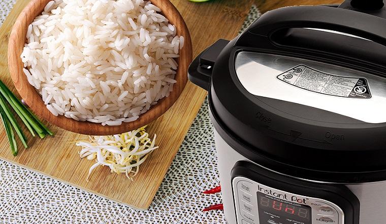 Hướng dẫn nấu cơm bằng nồi áp suất đúng cách để cơm đạt chất lượng tuyệt hảo