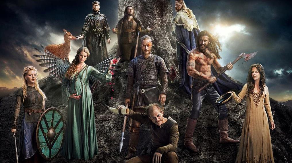 Vikings - Huyền thoại Vikings