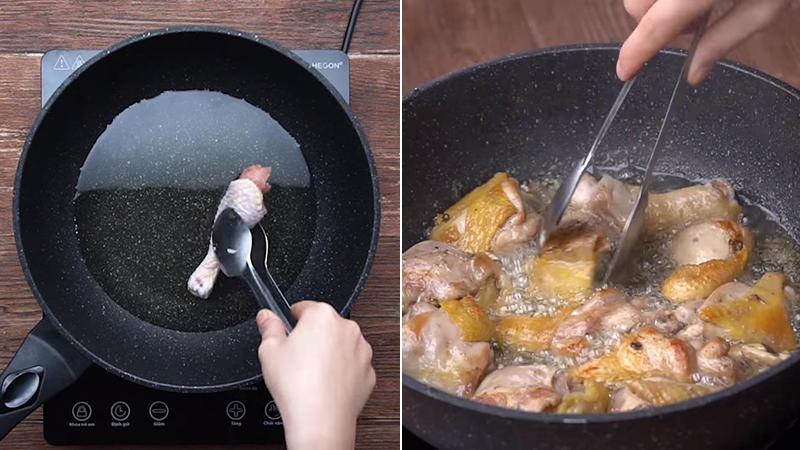 Cách làm gà nấu tiêu nóng hổi, thơm nồng cho bữa cơm ngày lạnh