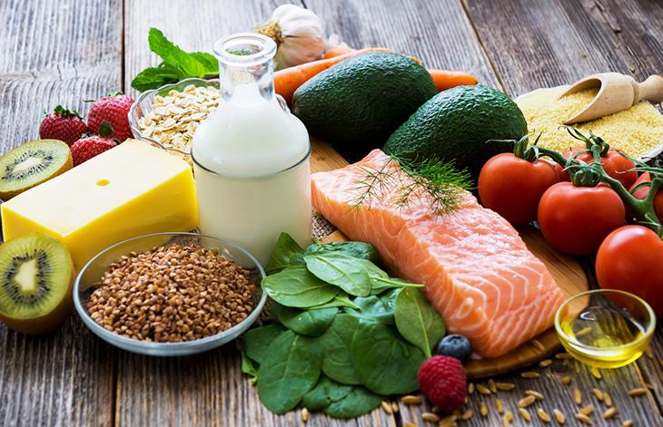 Các loại thực phẩm hữu cơ