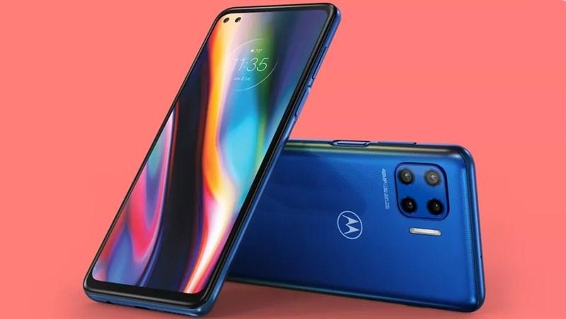 Moto G 5G Plus ra mắt, chip Snapdragon 765, 4 camera 48MP mặt sau, camera selfie kép, giá từ 9 triệu đồng