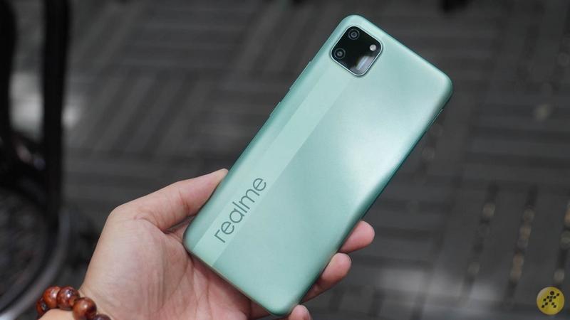 Đánh giá Realme C11