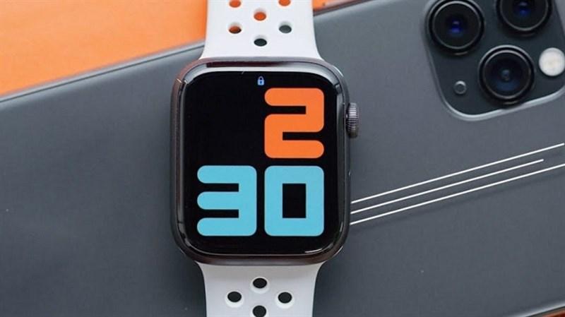 Hình ảnh rò rỉ bên trong iOS 14 Beta 2 cho thấy đồng hồ Apple Watch Series 6 sẽ không còn nút bấm, viền cạnh màn hình hẹp hơn