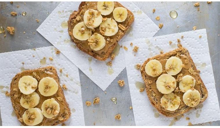 Chuối dùng không hết thì hãy làm ngay món bánh mì chuối ăn sáng cực ngon và bổ dưỡng
