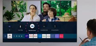 Những điều cần biết về truy cập từ xa Remote Access trên tivi Samsung