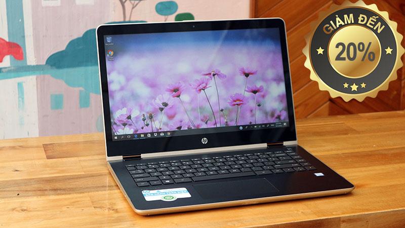 Laptop HP giảm giá lên tới 20%