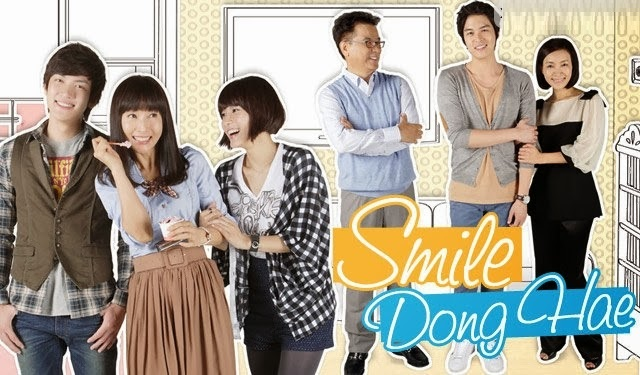 Smile, Dong Hae - Cười lên Dong-hae (2010)