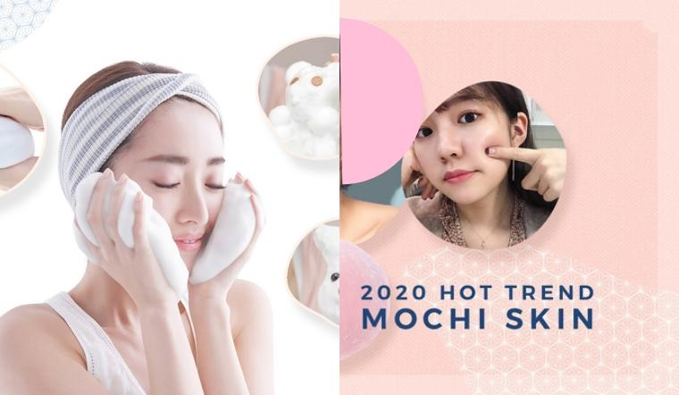 """""""Mochi skin"""" - Xu hướng làm đẹp mới của hội con gái Nhật Bản"""