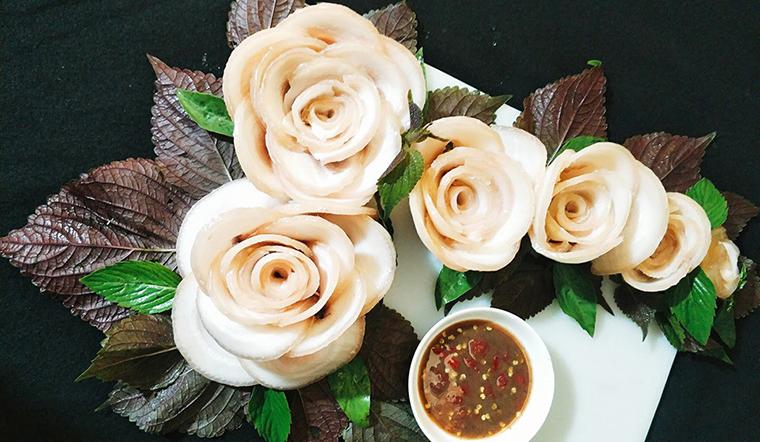 """Cách làm món thịt luộc """"hoa hồng"""" cực ấn tượng, đảm bảo xem là làm được ngay"""