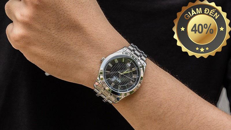 Đồng hồ nam MVW giảm sốc