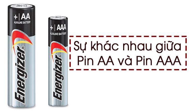 Pin toceba AAA 1.5V - Pin 3A - Pin khoẻ - dùng lâu bền