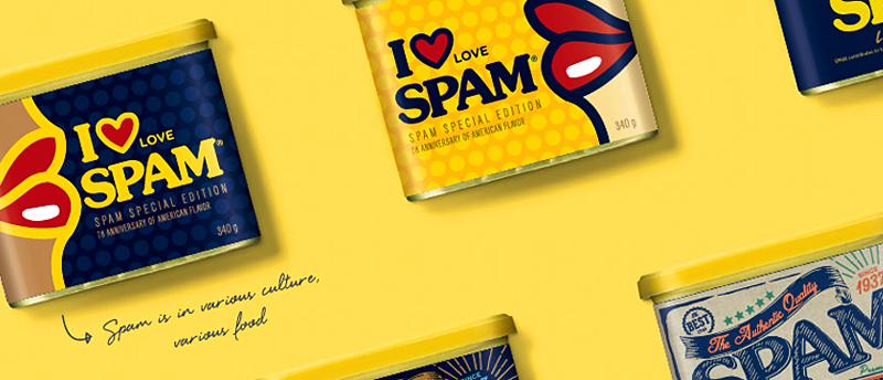 Thịt spam