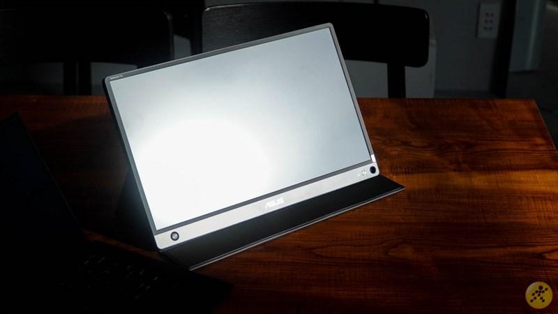 Thiết kế màn hình ASUS ZenScreen Go