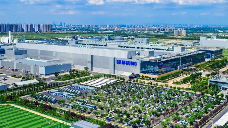 Dẫn đầu thị trường smartphone và bây giờ, Samsung còn là nhà sản xuất chip đứng thứ 2 thế giới