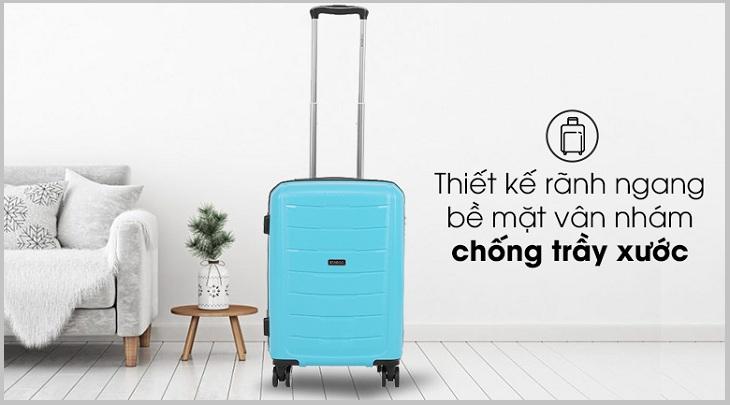 Một thiết kế đầy hiện đại và trẻ trung của vali Stargo