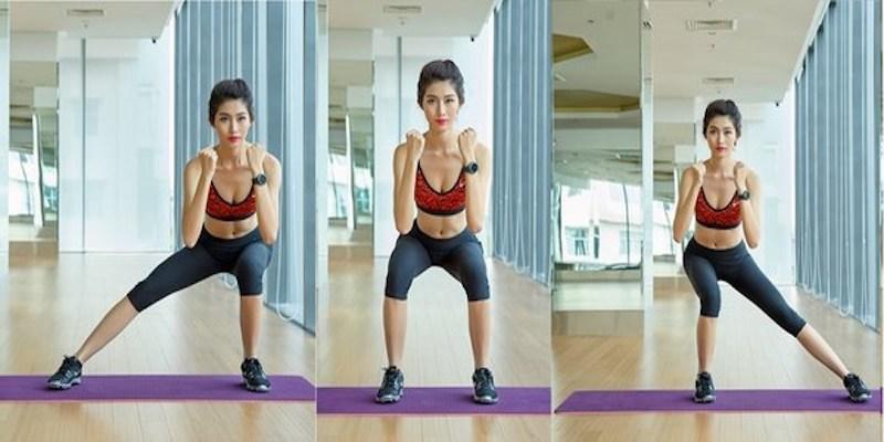 6 bài tập thu gọn bắp chân - Bài tập số 4 giúp thon gọn bắp chân