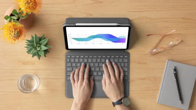 Logitech ra mắt bao da kiêm bàn phím Folio Touch mới với Trackpad được thiết kế cho iPad Pro 11 inch