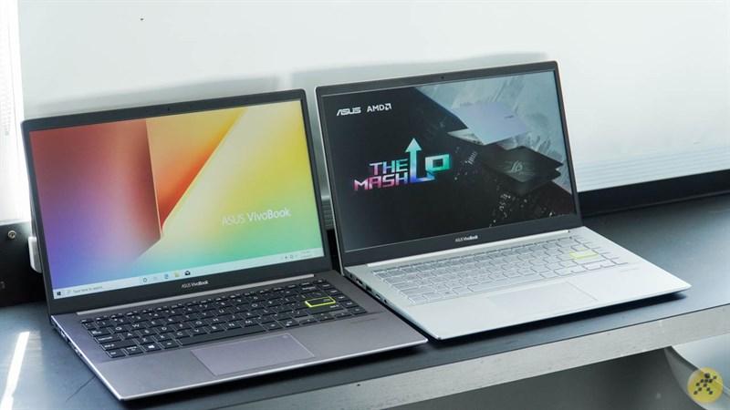 Màn hình hiển thị của ASUS VivoBook S14