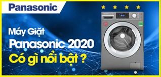 Các điểm nhấn nổi bật trên máy giặt Panasonic 2020