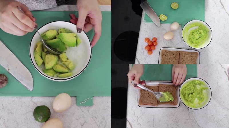 Cách làm sandwich trái bơ vừa ngon vừa giàu năng lượng cho ngày dài