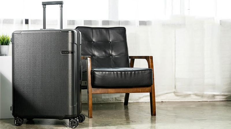 Các chất liệu vali kéo phổ biến nhất hiện nay | Nhựa PC