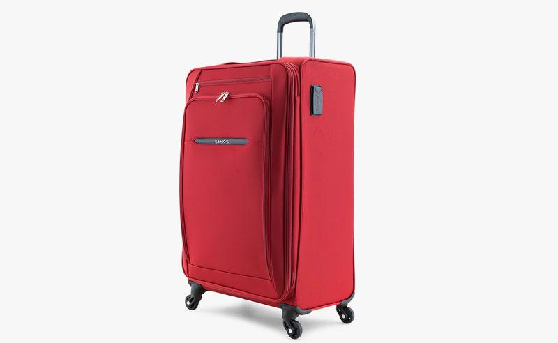 Các chất liệu vali kéo phổ biến nhất hiện nay | Vải PE