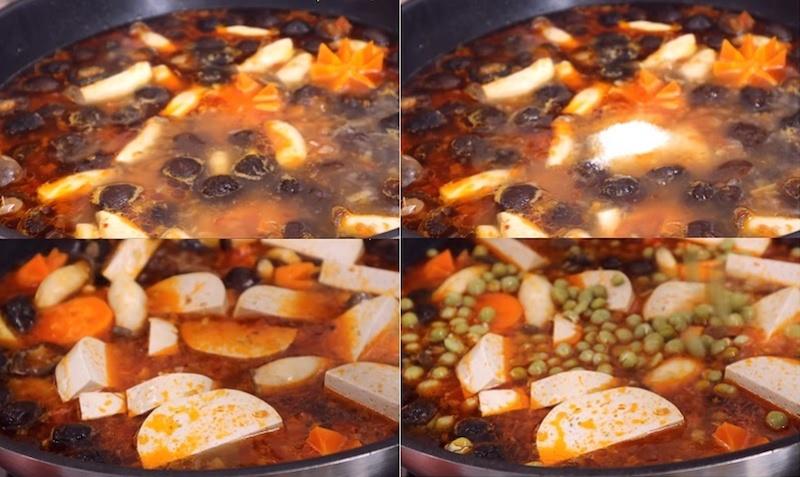 Nấu cà ri