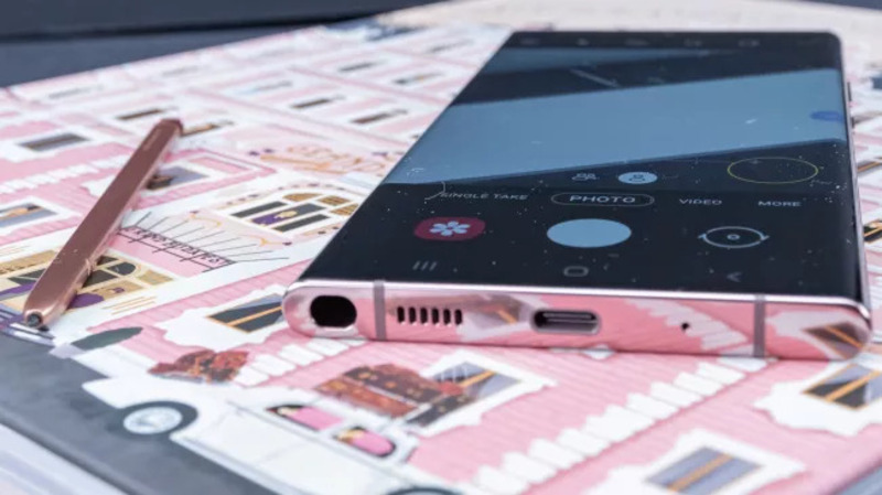 Trên tay Galaxy Note 20 Ultra