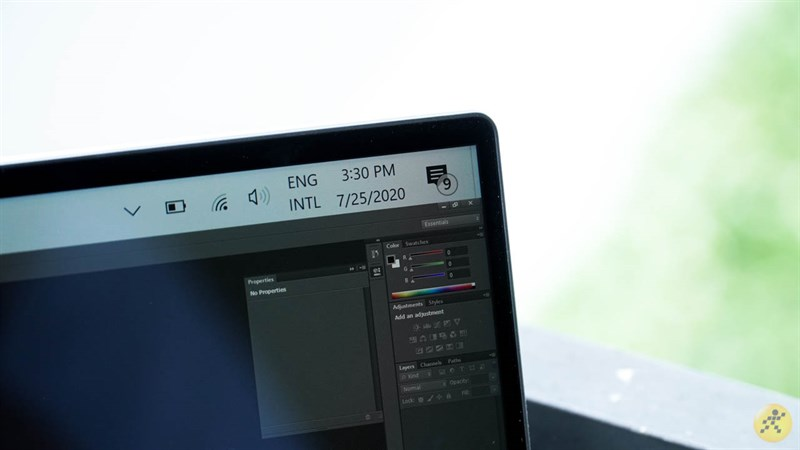 CPU mạnh mẽ cho phép bạn làm đồ họa chuyên nghiệp